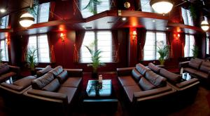 M/V Ocean Atlantic luxury lounge
