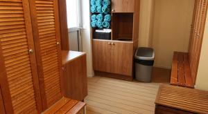 M/V Ocean Endeavor living area