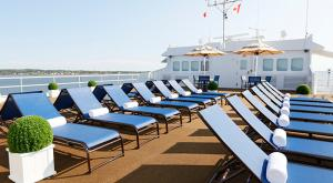 M/V Victory I deck chairs