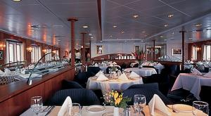 M/V Ocean Adventurer luxury dining